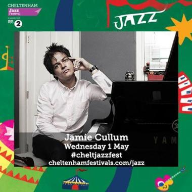 Cheltenham Festivals news : We're giving away two tickets for Jamie Cullum's gig at #cheltjazzfest over on o…
