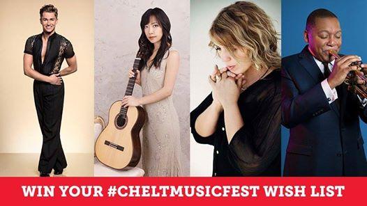 Cheltenham Festivals news : Win #cheltmusicfest tickets!…