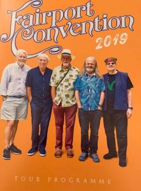 Cropredy news : FCTour Programme is now in the store – www.fairportconvention.com/shop
