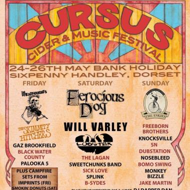 Cursus Cider Festival news: (notitle)
