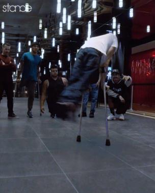 Dance Umbrella news:  Ill-Abilities Crew