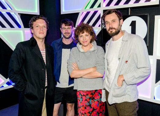 Electric Fields news : There's something VERY special coming up on Annie Mac's show on BBC Radio 1. Don…