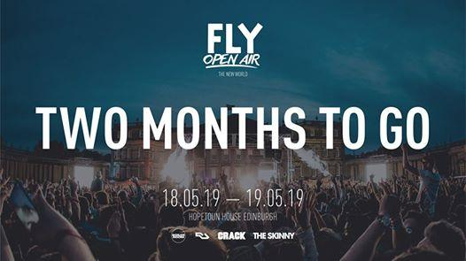 FLY Open Air news : 2 MONTHS TO GO…