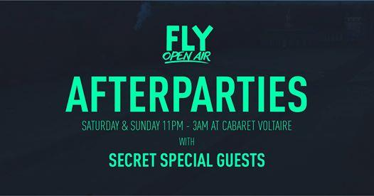 FLY Open Air news : FLY Open Air Afterparties | Cabaret Voltaire