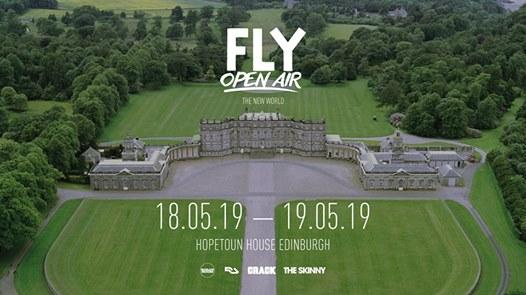 FLY Open Air news : In just over two months time – we dance here…