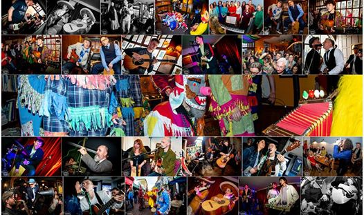 Festival Flyer Facebook news: Down in Hastings things are seriously HOT right now as Mardi Gras (Hastings Fat …