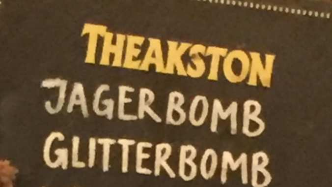 Festival Flyer Facebook news: If Theakston Brewery did Jagerbombs……