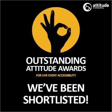 Greenbelt news : We're off to the Attitude is Everything #OutstandingAttitudeAwards ceremony this…