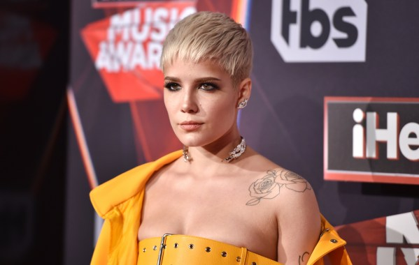 """NME Festival blog: Halsey says she's """"very honoured"""" to play Woodstock 50 despite line-up's mixed reviews"""