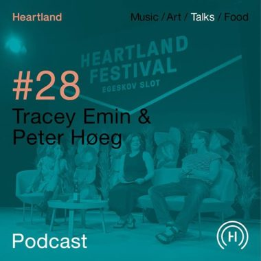 Heartland Festival news: Heartland Podcast episode #28 out now  Hear the talk between British artist Trac…