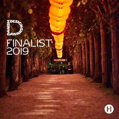 Heartland Festival news: We are very proud to be nominated for a Danish Design Award in the category: Fee…