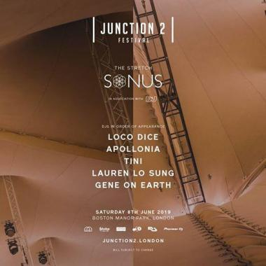 Junction 2 news : Saturday at The Stretch is a feast for internationalists and our selectors are a…