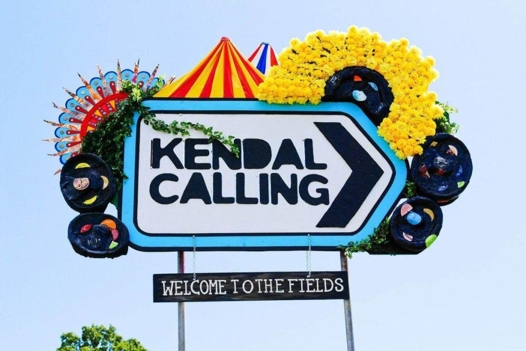 Kendal Calling: Ones To Watch… - Flick Of The Finger