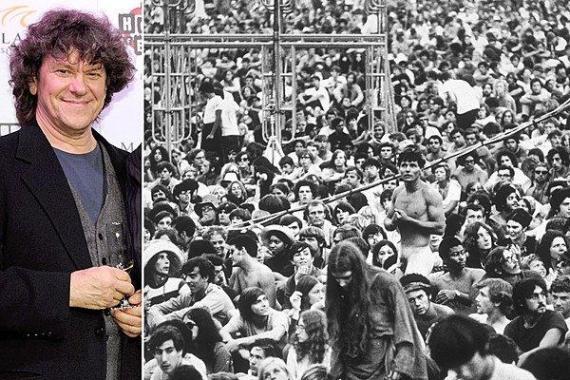REDDIT FESTIVAL NEWS Woodstock Promoter Plans Cannabis Strain for 50th Anniversary