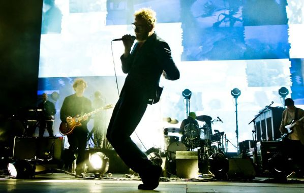 NME Festival blog: The National tease fans with new album track titles – including an old favourite