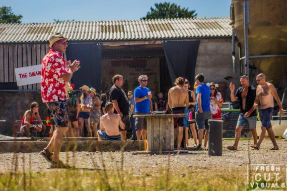 Outcider Festival news: Had a great day out yesterday at our wonderful festival venue Fernhill Farm – An…