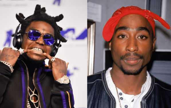 NME Festival blog: Kodak Black tells fans they should put him in the same category as Nas, The Notorious B.I.G. and 2Pac