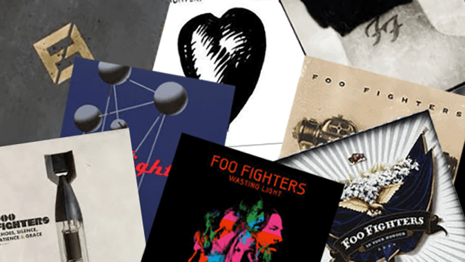READING & LEEDS FESTIVAL NEWS: Vote for Foo Fighters' best album now!