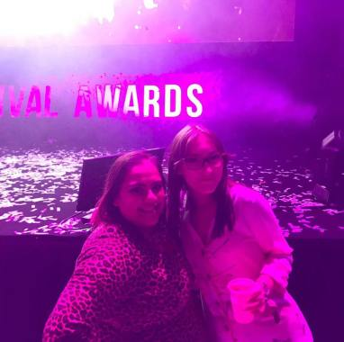 UK Festival Awards news: Happy International Women's Day! Here's a few snaps our best girls at the UKFA t…