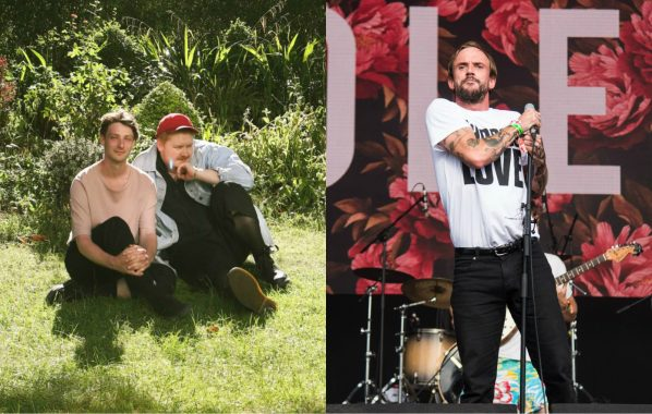 NME Festival blog: Watch IDLES pay tribute to Her's with live cover of 'Harvey'