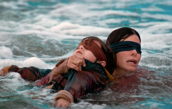 NME Festival blog: A 'Bird Box' book sequel is coming in 2019