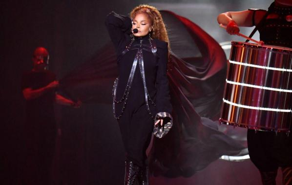 NME Festival blog: Janet Jackson has pushed herself up the Glastonbury Festival poster