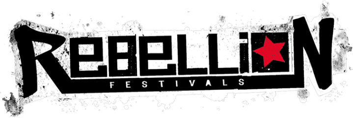 Rebellion day splits announced for 2019