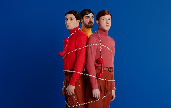 NME Festival blog: Watch the humorous video for Two Door Cinema Club's new single 'Talk'
