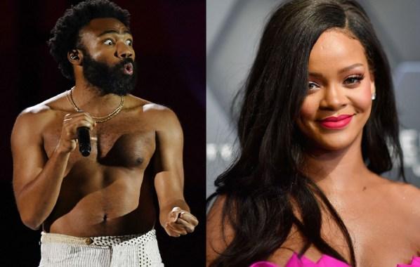 NME Festival blog: Childish Gambino and Rihanna's reported collaborative movie 'Guava Island' has a release date
