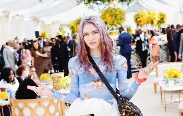 NME Festival blog: Grimes reveals why she changed her name to c