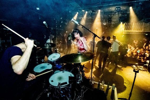 Skinny Lister – Camden Electric Ballroom (photos)