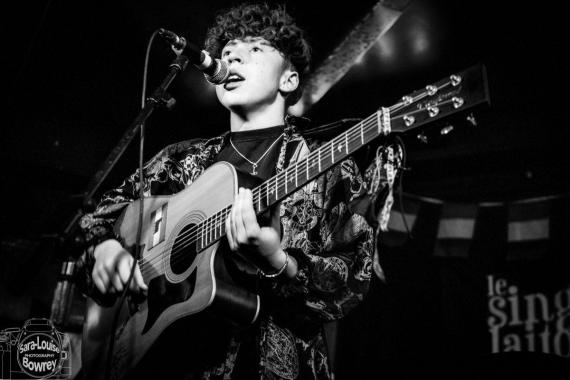 Glastonbury's new band battle sees Hastings' Marie White take the crown