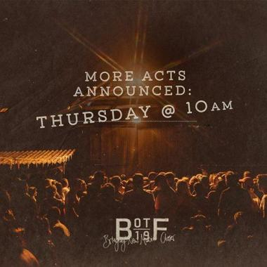 Barn on the Farm news: Set those alarms: see you on Thursday at 10….