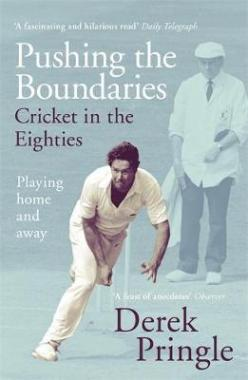 BerkoFest news: Great news – Derek Pringle's paperback version of 'Pushing the Boundaries' is of…