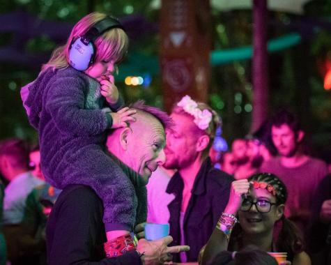 Boomtown Fair news: Our city is home to citizens from 0 to 85… everyone is welcome in the Boomtown