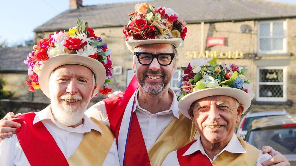 Cambridge Folk Festival news: For Folk's Sake: Morris Dancing and Me