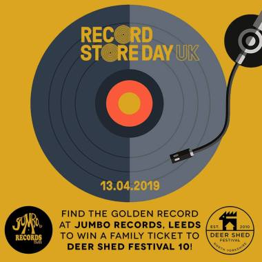 Deer Shed news : Record Store Day UK takes place this Saturday (13th April) and to celebrate we&#…