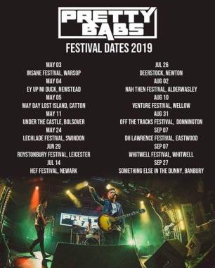Deerstock news : Nice set of Festivals guys !Here is a full list of our festival appearances for …