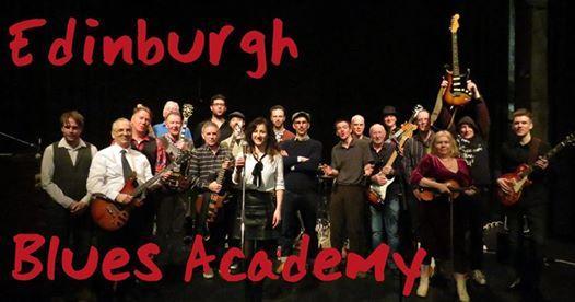 Edinburgh Jazz and Blues Festival news : Edinburgh Blues Academy