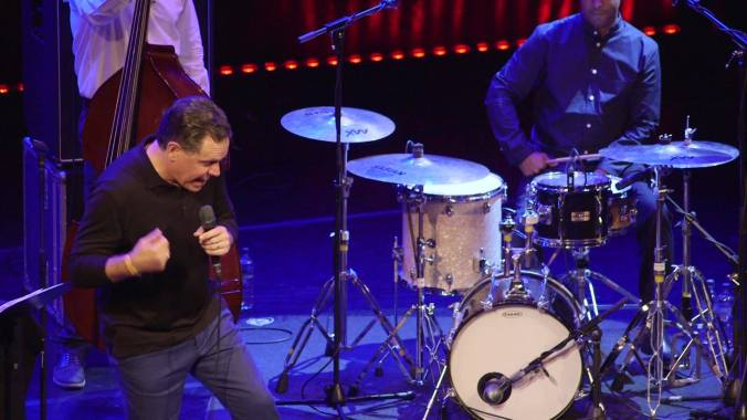 Edinburgh Jazz and Blues Festival news : With our three headline Edinburgh Festival Theatre acts, Jan Garbarek Group, Ken…