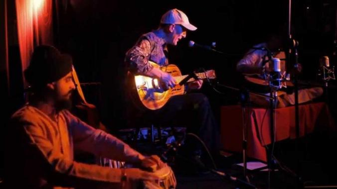 Farmer Phil's festival news: Rollin' & Tumblin' – Michael Messer, Manish Pingle, Gurdain Rayatt
