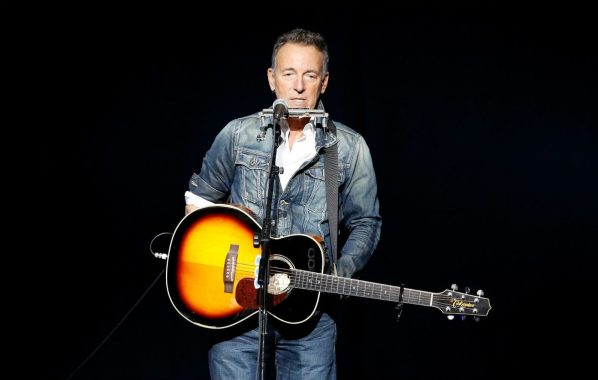 NME Festival blog: Listen to 'Hello Sunshine', the first track from Bruce Springsteen's new solo album