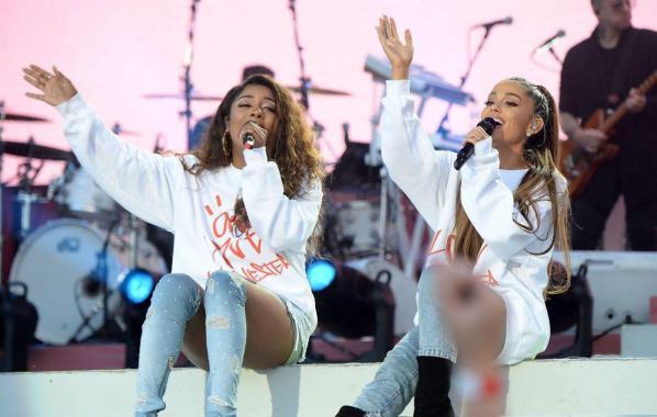 NME Festival blog: Ariana Grande and Victoria Monét