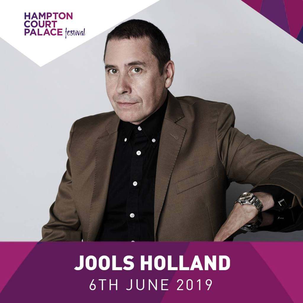 Kicking it all off in under 2 months will be the amazing Jools Holland & his...