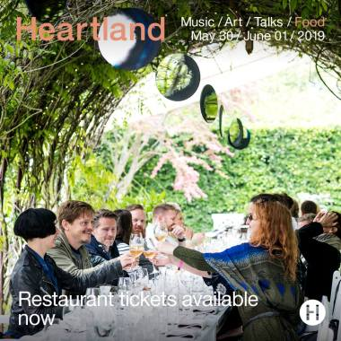 Heartland Festival news: You can now buy tickets for this year's Heartland Banquet x kadeau, Chef&#0…