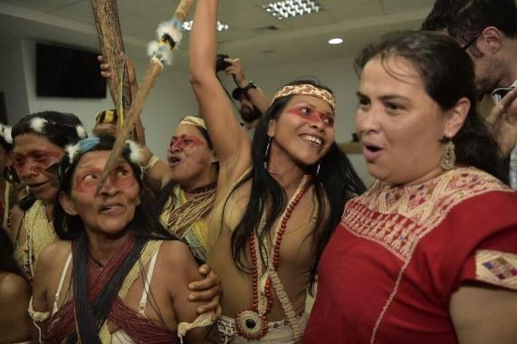 Into the Wild Festival news: Ecuador Amazon tribe win first victory against oil companies