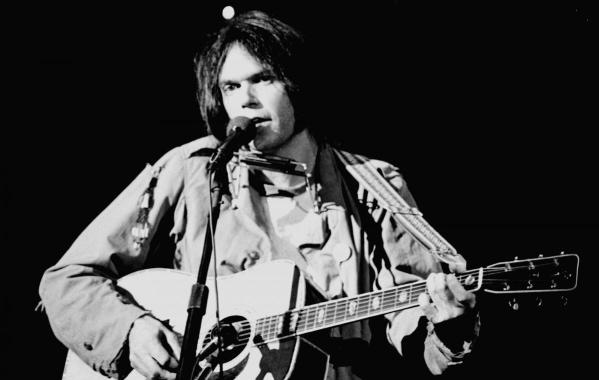 NME Festival blog: Neil Young announces previously unreleased live album 'Tuscaloosa'