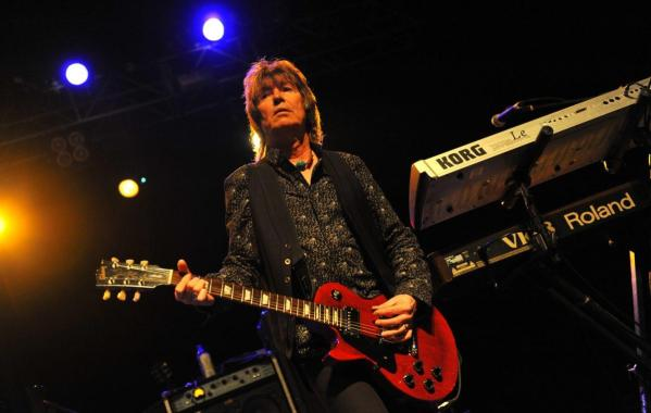 NME Festival blog: Paul Raymond, guitarist and keyboard player for UFO, has died
