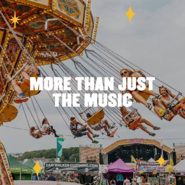 YNOT festival news : More than just the line-up – check out what else is up……