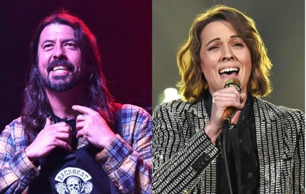 NME Festival blog: Watch Dave Grohl and Brandi Carlile go busking in Seattle
